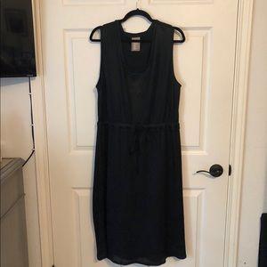 NWOT Anthropologie Metallic Knit Dress